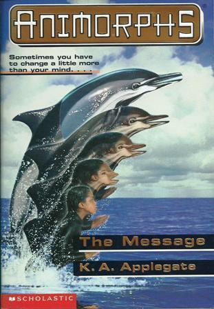 [PDF] [EPUB] The Message (Animorphs, #4) Download by K.A. Applegate