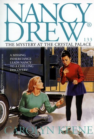 [PDF] [EPUB] The Mystery at the Crystal Palace Download by Carolyn Keene