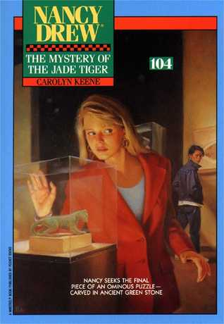 [PDF] [EPUB] The Mystery of the Jade Tiger Download by Carolyn Keene