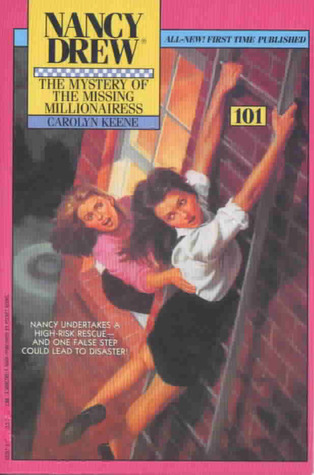 [PDF] [EPUB] The Mystery of the Missing Millionairess Download by Carolyn Keene