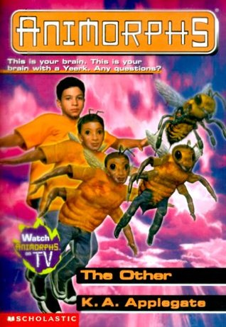 [PDF] [EPUB] The Other (Animorphs, #40) Download by K.A. Applegate