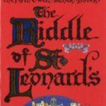 [PDF] [EPUB] The Riddle of St Leonard's (Owen Archer, #5) Download