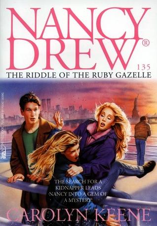[PDF] [EPUB] The Riddle of the Ruby Gazelle Download by Carolyn Keene