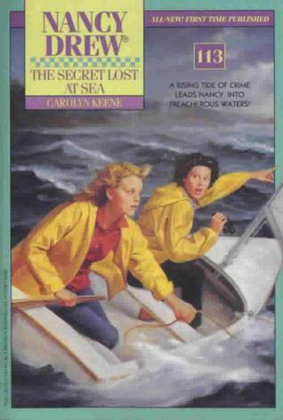 [PDF] [EPUB] The Secret Lost at Sea Download by Carolyn Keene