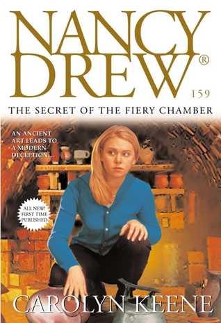 [PDF] [EPUB] The Secret of the Fiery Chamber Download by Carolyn Keene