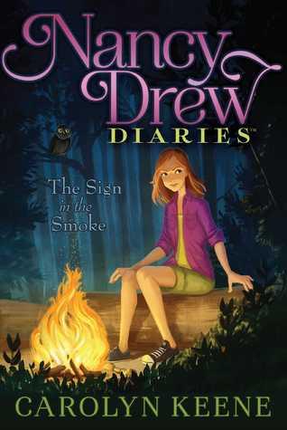 [PDF] [EPUB] The Sign in the Smoke (Nancy Drew Diaries #12) Download by Carolyn Keene