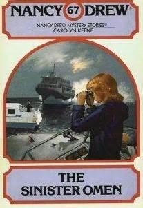 [PDF] [EPUB] The Sinister Omen (Nancy Drew, #67) Download by Carolyn Keene