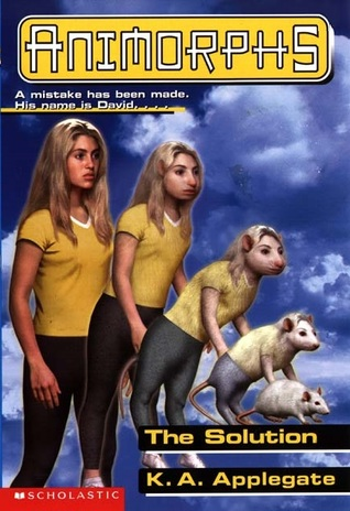 [PDF] [EPUB] The Solution (Animorphs, #22) Download by K.A. Applegate