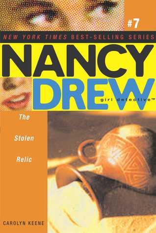 [PDF] [EPUB] The Stolen Relic (Nancy Drew: Girl Detective, #7) Download by Carolyn Keene