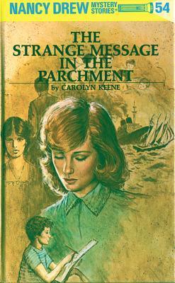 [PDF] [EPUB] The Strange Message in the Parchment (Nancy Drew, #54) Download by Carolyn Keene