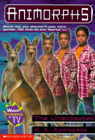 [PDF] [EPUB] The Unexpected (Animorphs, #44) Download by K.A. Applegate