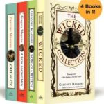 [PDF] [EPUB] The Wicked Years Complete Collection: Wicked, Son of a Witch, A Lion Among Men, and Out of Oz Download