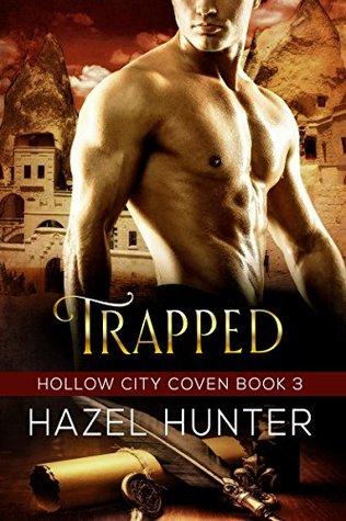 [PDF] [EPUB] Trapped (Hollow City Coven, #3) Download by Hazel Hunter