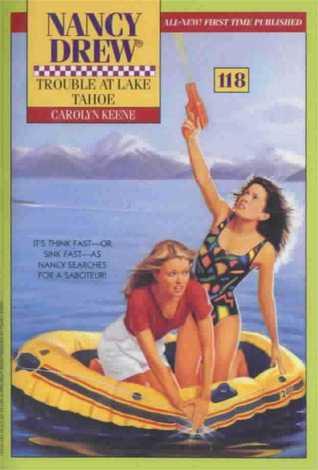 [PDF] [EPUB] Trouble at Lake Tahoe Download by Carolyn Keene