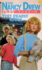 [PDF] [EPUB] Very Deadly Yours (Nancy Drew Files, #20) Download by Carolyn Keene