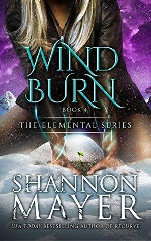 [PDF] [EPUB] Windburn (The Elemental Series, #4) Download by Shannon Mayer