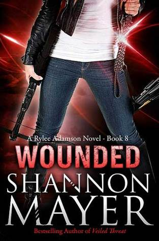 [PDF] [EPUB] Wounded (Rylee Adamson, #8) Download by Shannon Mayer