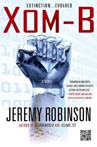 [PDF] [EPUB] XOM-B Download by Jeremy Robinson