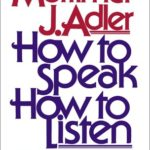 [PDF] [EPUB] How to Speak How to Listen Download