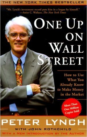 [PDF] [EPUB] One Up On Wall Street: How to Use What You Already Know to Make Money in the Market Download by Peter Lynch