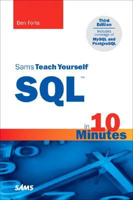 [PDF] [EPUB] Sams Teach Yourself SQL™ in 10 Minutes Download by Ben Forta