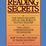 [PDF] [EPUB] Super Reading Secrets Download