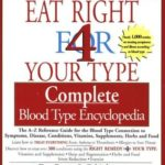 [PDF] [EPUB] The Eat Right 4 Your Type the complete Blood Type Encyclopedia Download
