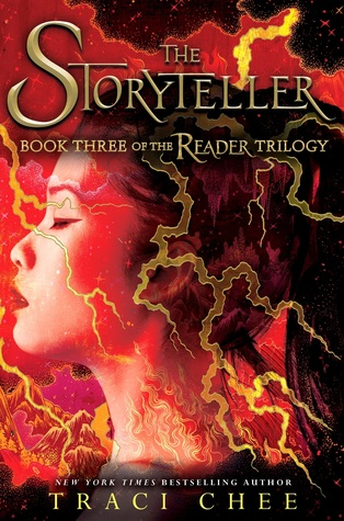 [PDF] [EPUB] The Storyteller (Sea of Ink and Gold, #3) Download by Traci Chee