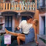 [PDF] [EPUB] To Marry For Duty Download