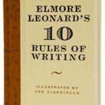 [PDF] [EPUB] Elmore Leonard's 10 Rules of Writing Download