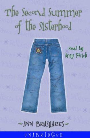 [PDF] [EPUB] Second Summer of the Sisterhood (Sisterhood of the Traveling Pants, #2) Download by Ann Brashares