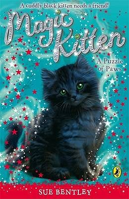 [PDF] [EPUB] A Puzzle Of Paws (Magic Kitten, #12) Download by Sue Bentley