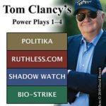 [PDF] [EPUB] Politika   ruthless.com   Shadow Watch   Bio-Strike (Tom Clancy's Power Plays, # 1-4) Download