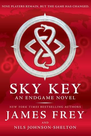 [PDF] [EPUB] Sky Key (Endgame, #2) Download by James Frey