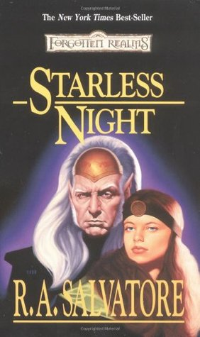 [PDF] [EPUB] Starless Night (Forgotten Realms: Legacy of the Drow, #2; Legend of Drizzt, #8) Download by R.A. Salvatore