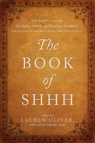 [PDF] [EPUB] The Book of Shhh Download by Lauren Oliver