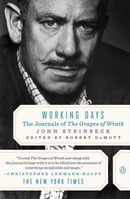 [PDF] [EPUB] Working Days: The Journals of The Grapes of Wrath Download by John Steinbeck