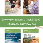 [PDF] [EPUB] Harlequin Heartwarming January 2017 Box Set: The Cowboy's Twins\Mending the Doctor's Heart\A Baxter's Redemption\His Best Friend's Wife Download