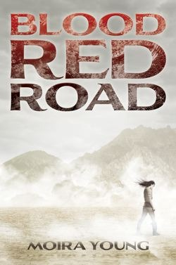 [PDF] [EPUB] Blood Red Road (Dust Lands, #1) Download by Moira Young