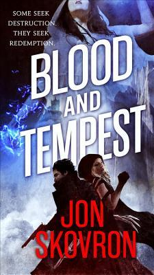 [PDF] [EPUB] Blood and Tempest (Empire of Storms, #3) Download by Jon Skovron