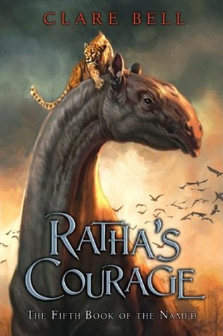 [PDF] [EPUB] Ratha's Courage (The Named, #5) Download by Clare Bell