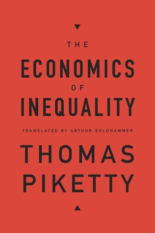 [PDF] [EPUB] The Economics of Inequality Download by Thomas Piketty