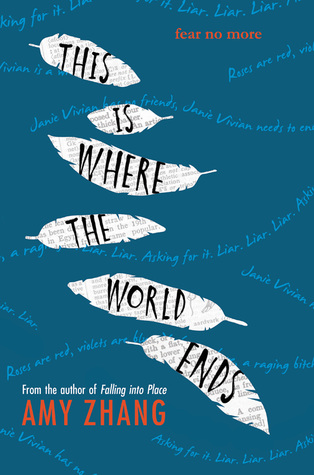 [PDF] [EPUB] This Is Where the World Ends Download by Amy Zhang