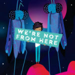 [PDF] [EPUB] We're Not from Here Download