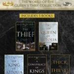 [PDF] [EPUB] World of the Queen's Thief Collection: The Thief, The Queen of Attolia, The King of Attolia, A Conspiracy of Kings, Thick as Thieves Download