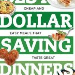 [PDF] [EPUB] Best Dollar Saving Dinners: Cheap and Easy Meals that Taste Great Download