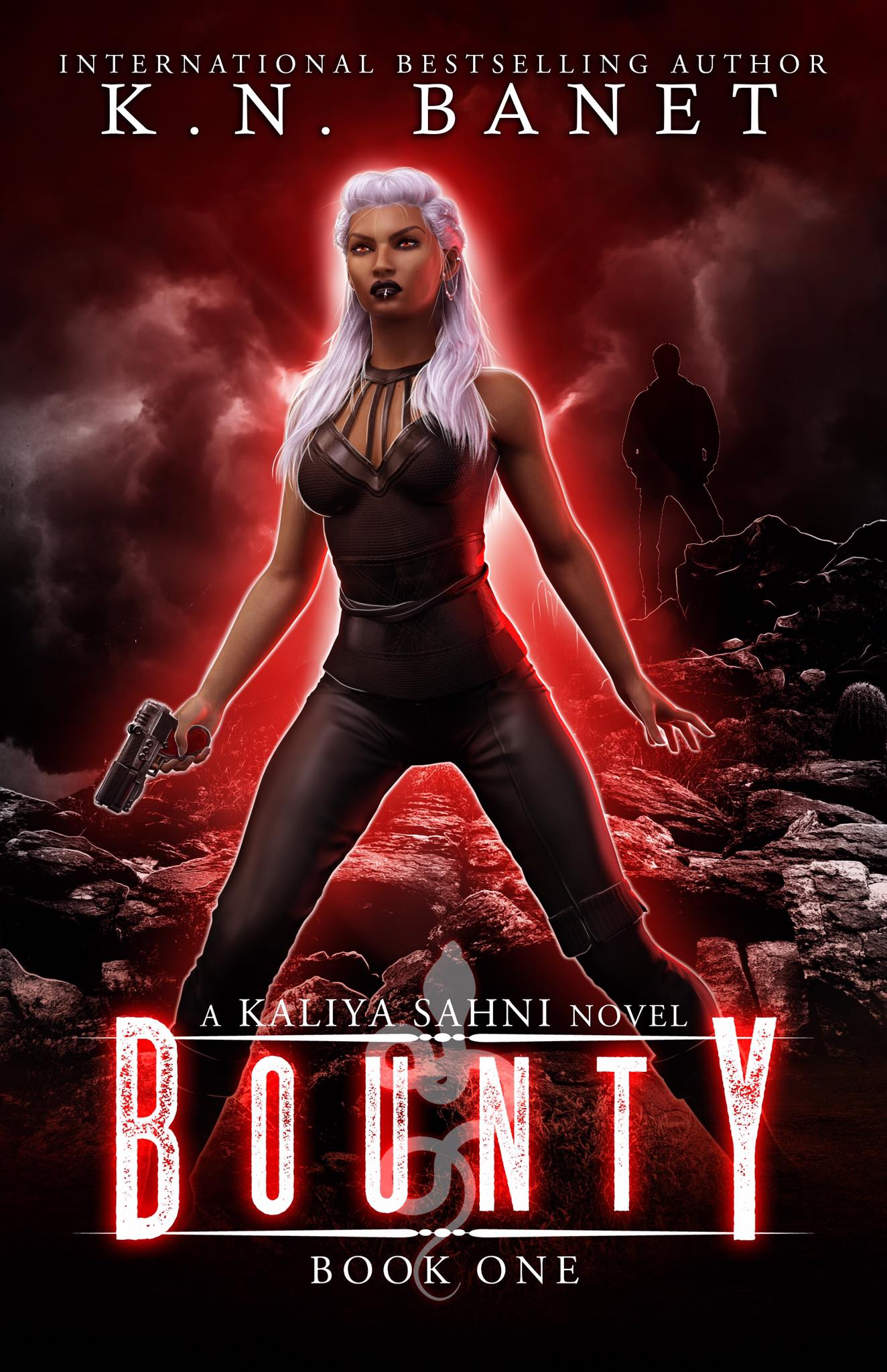 [PDF] [EPUB] Bounty (Kaliya Sahni #1) Download by Kristen Banet