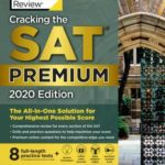 [PDF] [EPUB] Cracking the SAT Premium Edition with 8 Practice Tests, 2020: The All-In-One Solution for Your Highest Possible Score Download