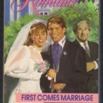 [PDF] [EPUB] First Comes Marriage (Solution: Wedding, #3) Download