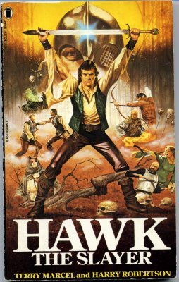 [PDF] [EPUB] Hawk the Slayer Download by Terry Marcel